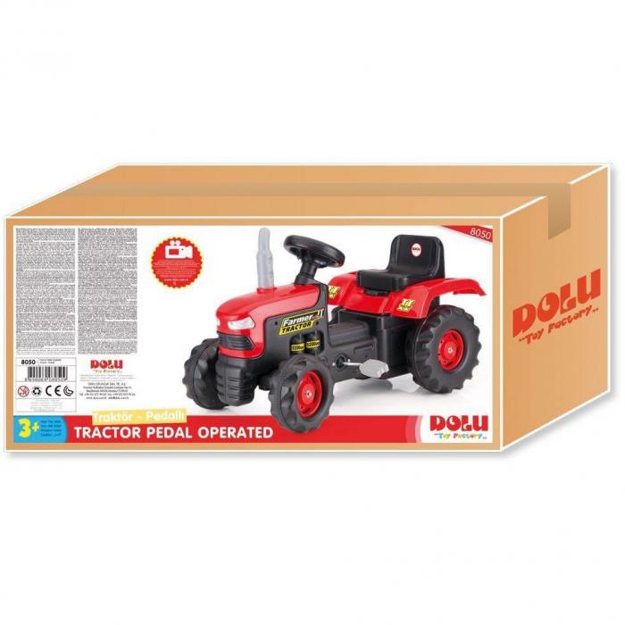 DOLU Tractor cu pedale 2
