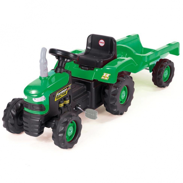 Tractor cu remorca 0