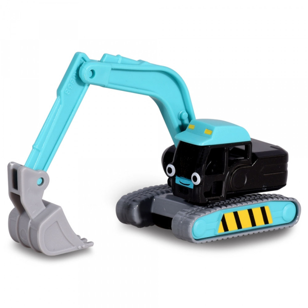 Excavator Dickie Toys Bob Constructorul Stretch 0