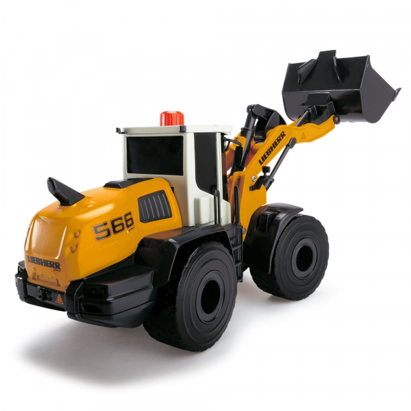 Excavator Dickie Toys Liebherr Air Pump Loader [5]
