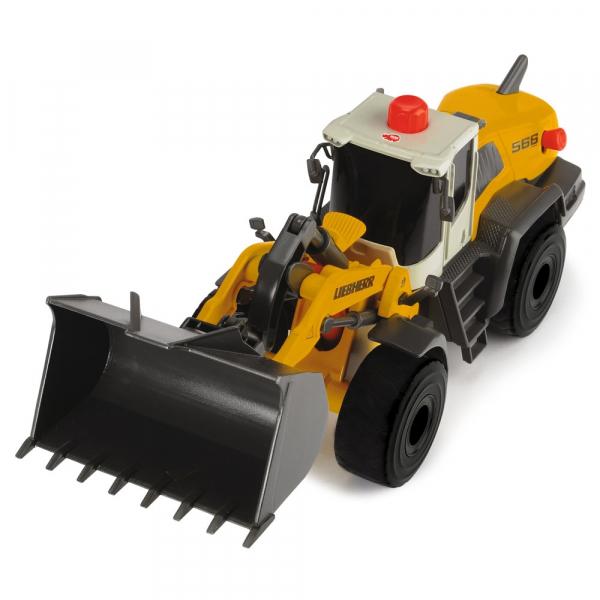 Excavator Dickie Toys Liebherr Air Pump Loader [4]