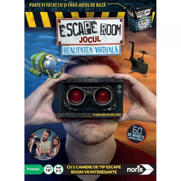 Joc Noris Escape Room Realitatea Virtuala 1