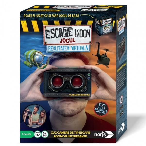 Joc Noris Escape Room Realitatea Virtuala 0