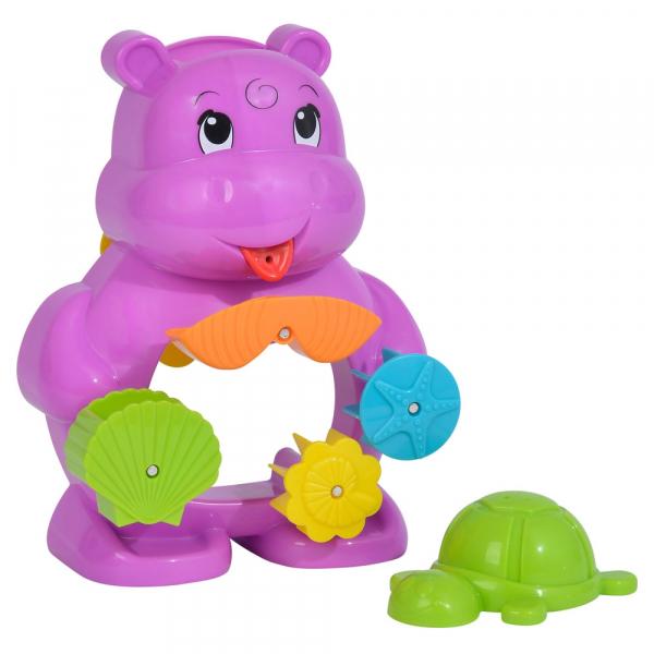 Jucarie de baie Simba ABC Hipopotam [0]