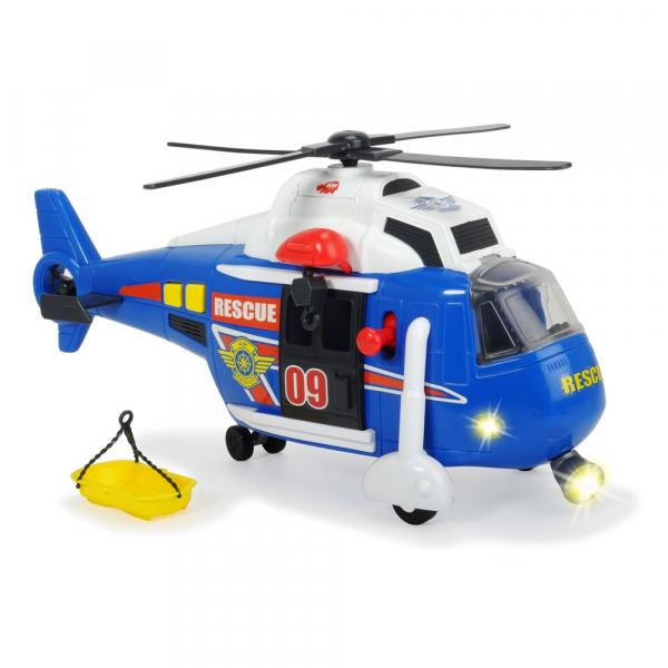 Jucarie Dickie Toys Elicopter Air Rescue cu sunete si lumini 2