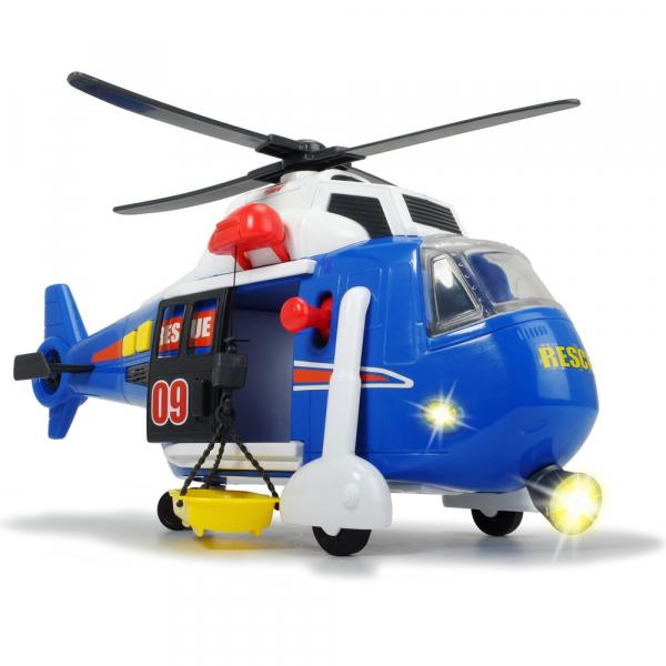 Jucarie Dickie Toys Elicopter Air Rescue cu sunete si lumini 1