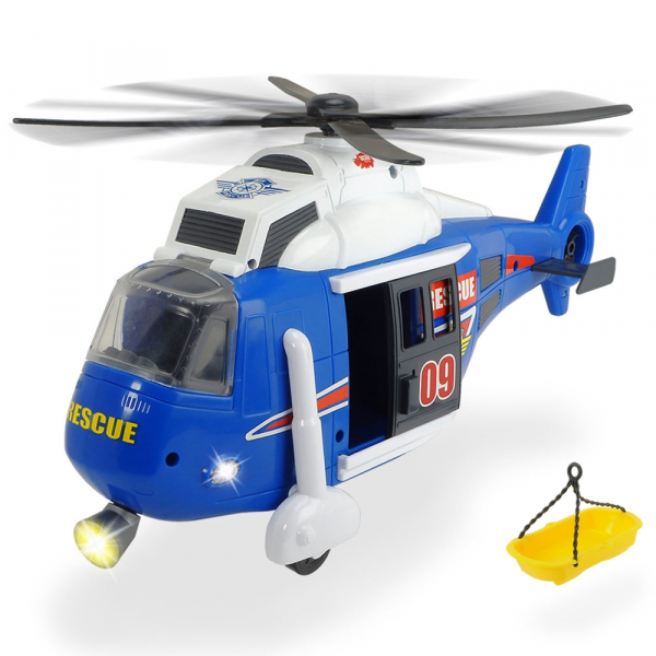 Jucarie Dickie Toys Elicopter Air Rescue cu sunete si lumini 0