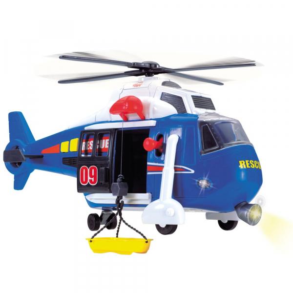 Jucarie Dickie Toys Elicopter Air Rescue cu sunete si lumini 3