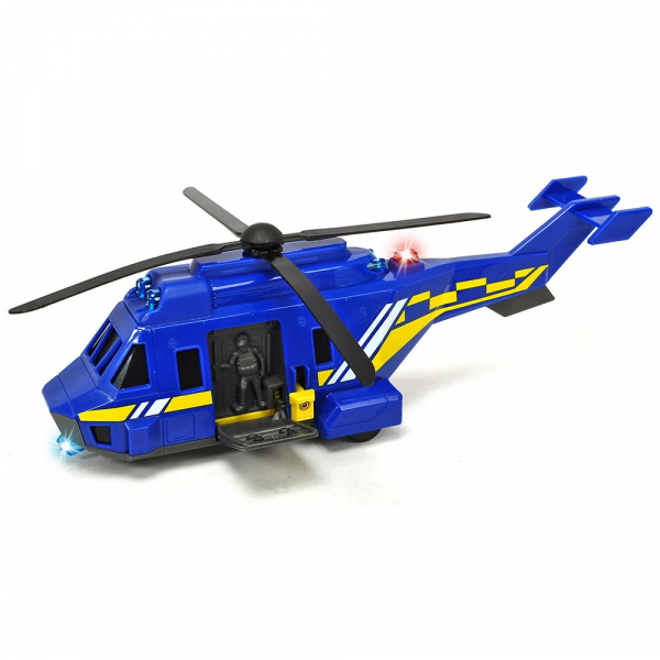 Jucarie Dickie Toys Elicopter de politie Special Forces Helicopter Unit 91 0