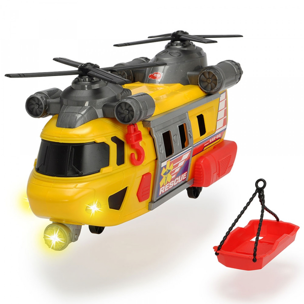 Jucarie Dickie Toys Elicopter de salvare Rescue Helicopter SAR-03 1