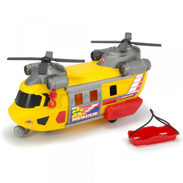 Jucarie Dickie Toys Elicopter de salvare Rescue Helicopter SAR-03 0