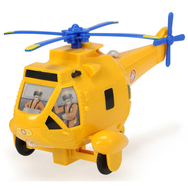 Jucarie Dickie Toys Elicopter Fireman Sam Wallaby 2 0