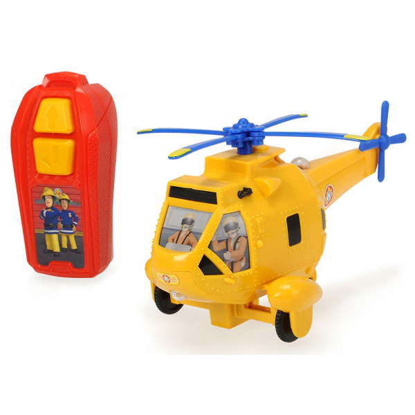 Jucarie Dickie Toys Elicopter Fireman Sam Wallaby 2 1