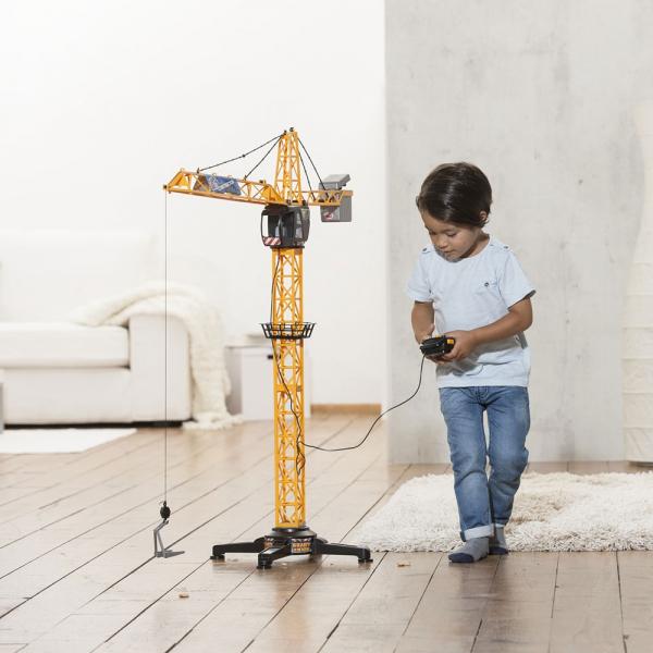 Jucarie Dickie Toys Macara Giant Crane cu telecomanda [2]