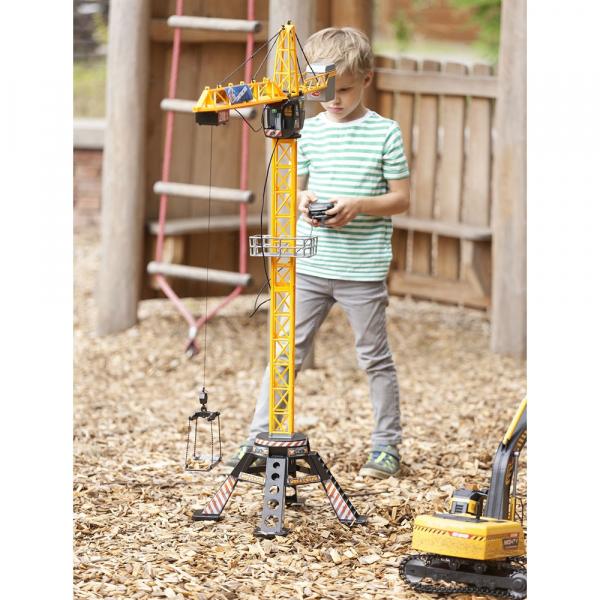Jucarie Dickie Toys Macara Mega Crane cu telecomanda [6]