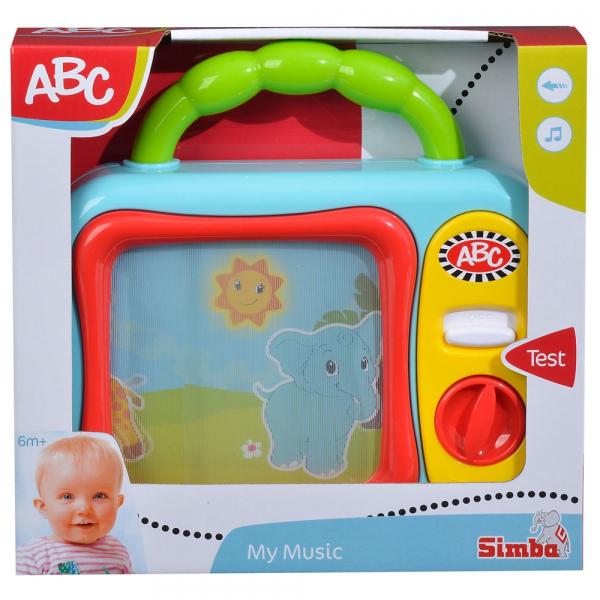 Jucarie Simba ABC Primul meu televizor 1