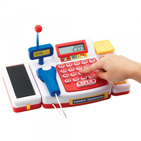 Jucarie Simba Casa de marcat cu scanner 2