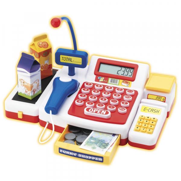 Jucarie Simba Casa de marcat cu scanner 0