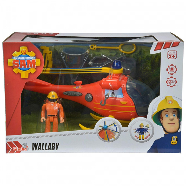Jucarie Simba Elicopter Fireman Sam [7]