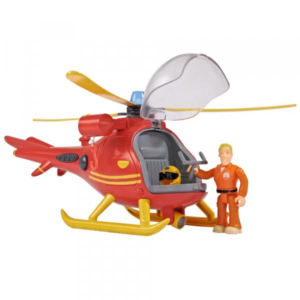 Jucarie Simba Elicopter Fireman Sam 0