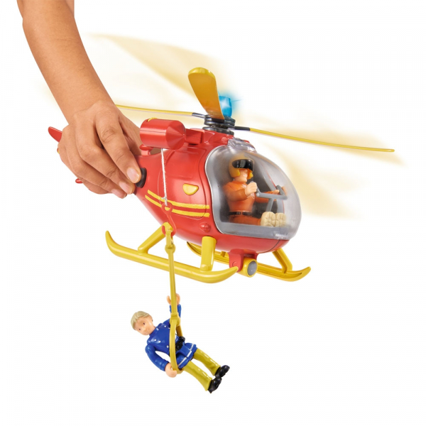 Jucarie Simba Elicopter Fireman Sam 3