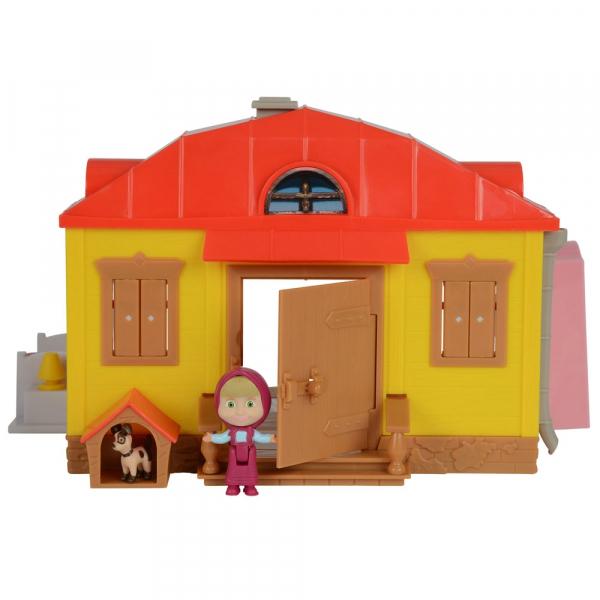 Jucarie Simba Masha and the Bear Masha's House [0]