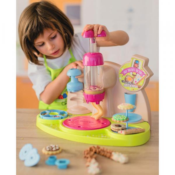 Jucarie Smoby Aparat pentru preparare biscuiti Chef Easy Biscuits Factory cu accesorii [2]