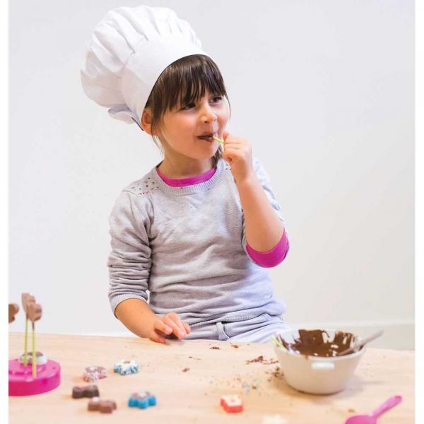 Jucarie Smoby Aparat pentru preparare ciocolata Chef cu accesorii [7]