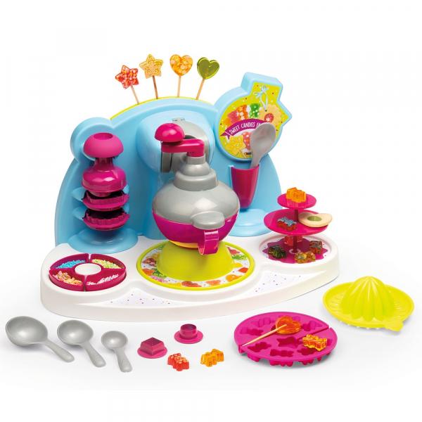 Jucarie Smoby Aparat pentru preparare dulciuri Chef Sweet Candies Factory cu accesorii [0]
