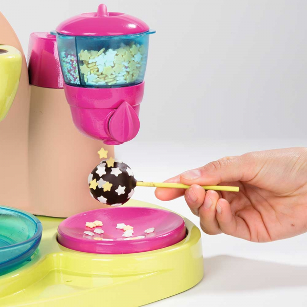 Jucarie Smoby Aparat pentru preparare prajituri Chef cu accesorii [5]