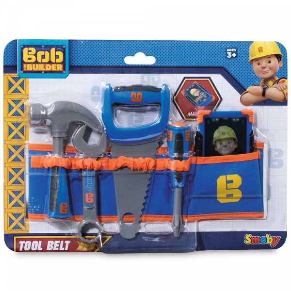 Jucarie Smoby Centura Bob Constructorul cu unelte 4