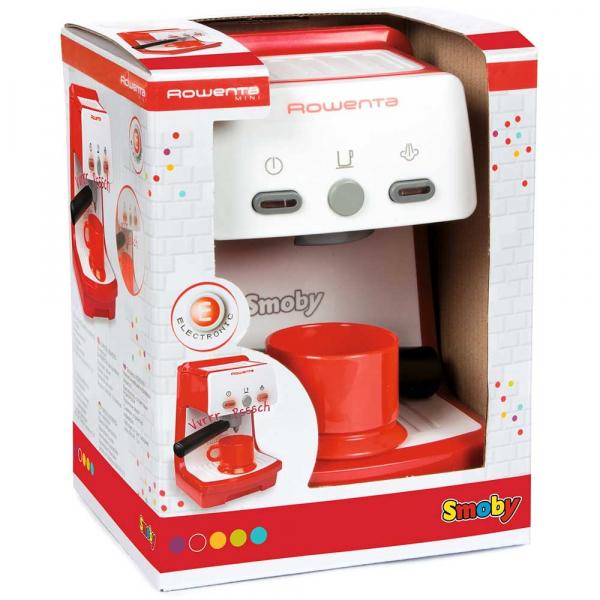 Jucarie Smoby Espressor Rowenta rosu 1