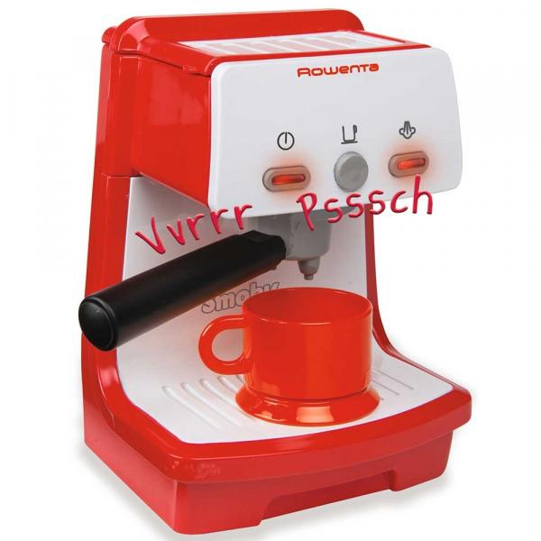 Jucarie Smoby Espressor Rowenta rosu 0