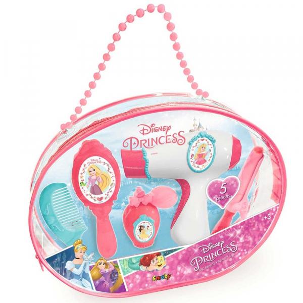 Jucarie Smoby Gentuta cosmetica Disney Princess cu accesorii [0]