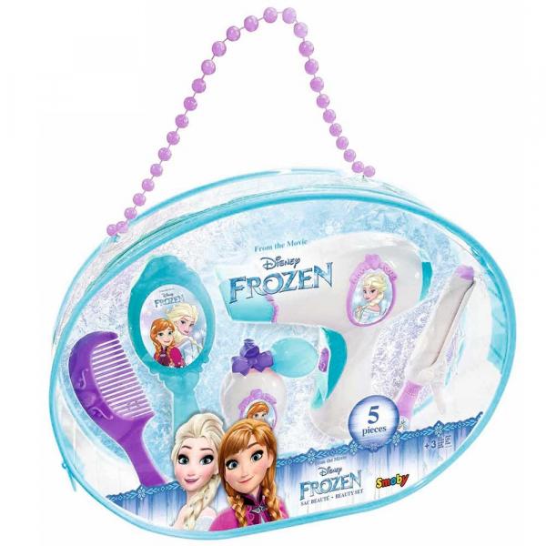 Jucarie Smoby Gentuta cosmetica Frozen cu accesorii [0]