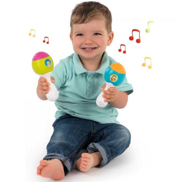 Jucarie Smoby Instrumente muzicale Cotoons 2