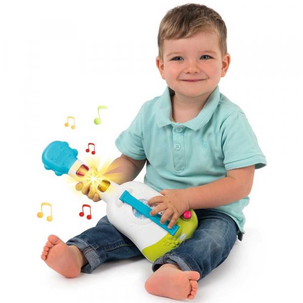 Jucarie Smoby Instrumente muzicale Cotoons 1