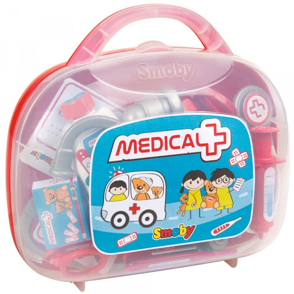 Jucarie Smoby Trusa doctor 2