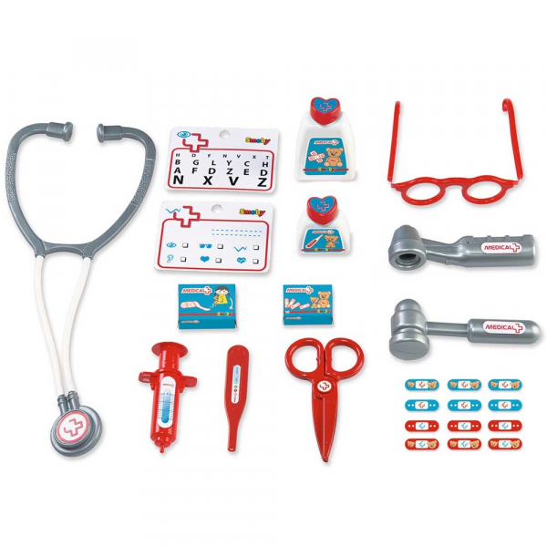 Jucarie Smoby Trusa doctor 1