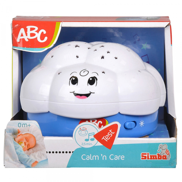 Lampa de veghe Simba ABC Calm'n Care 3