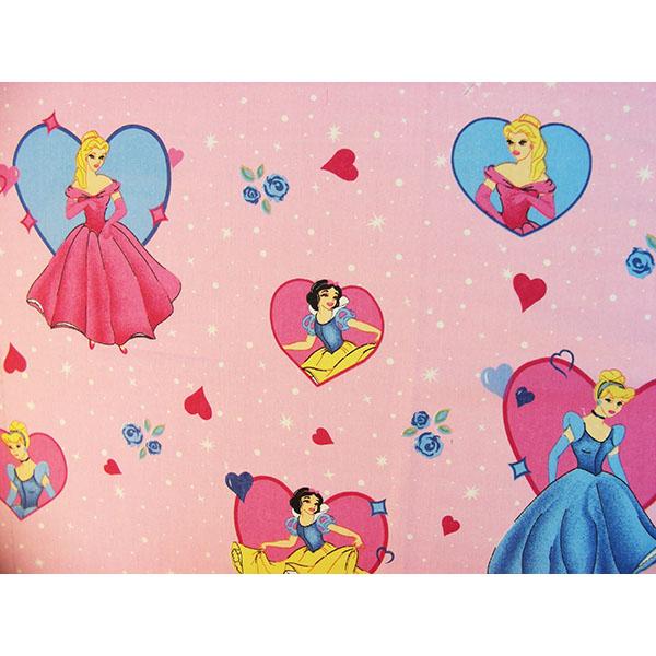 Lenjerie patut Hubners Princess 4 piese roz [1]