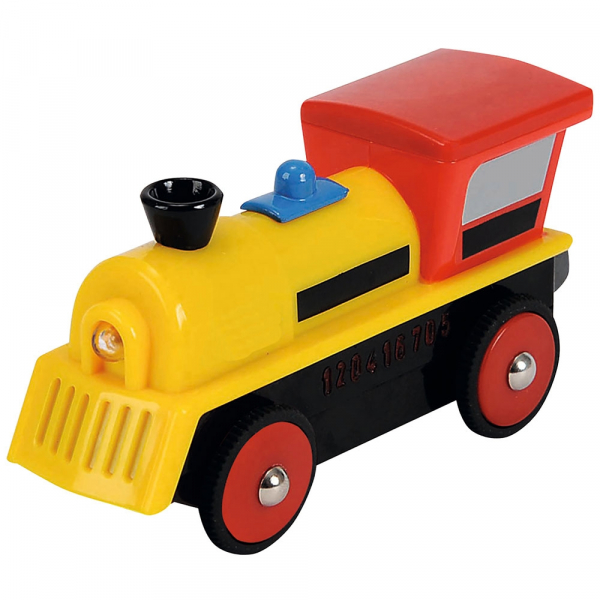 Locomotiva din lemn Eichhorn 120T 0