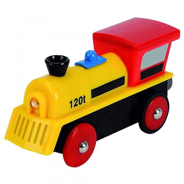 Locomotiva din lemn Eichhorn 120T 1