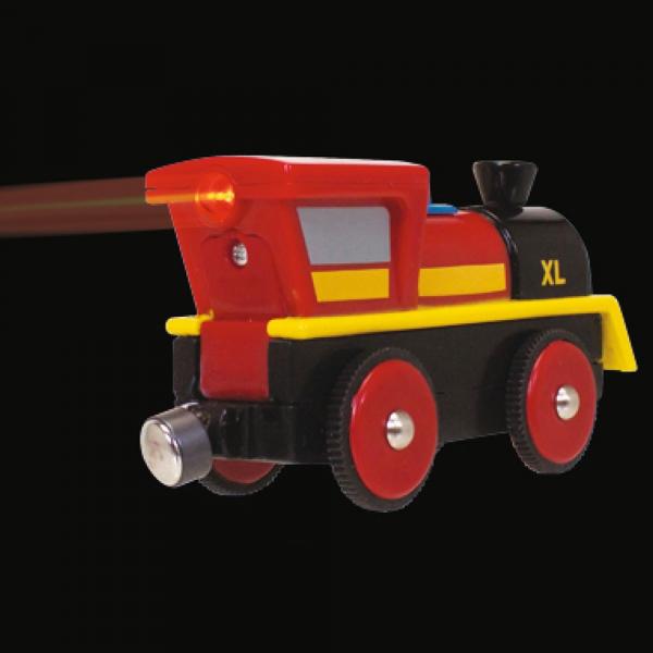 Locomotiva din lemn Eichhorn XL 3