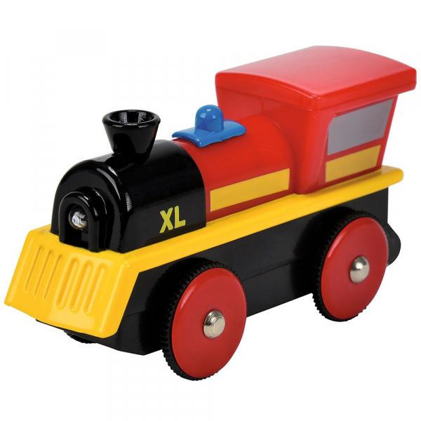 Locomotiva din lemn Eichhorn XL 0