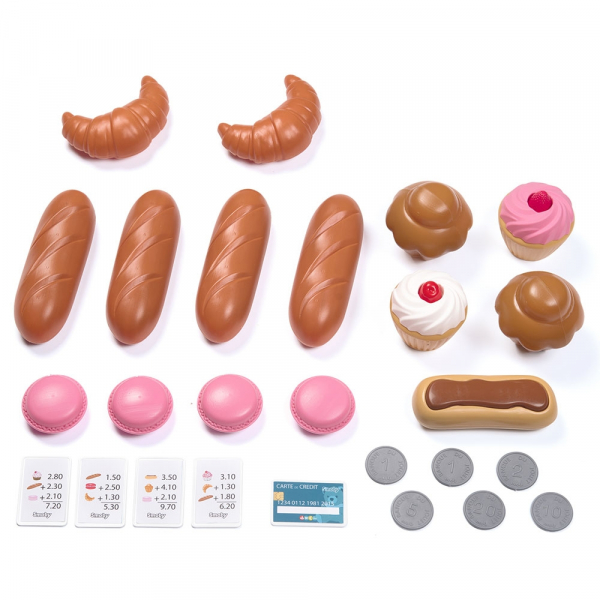 Magazin pentru copii Smoby Bakery cu accesorii [1]