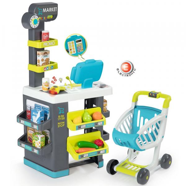 Magazin pentru copii Smoby Marchande cu accesorii [0]