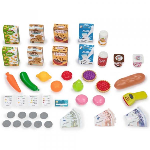Magazin pentru copii Smoby Maxi Market cu accesorii 1