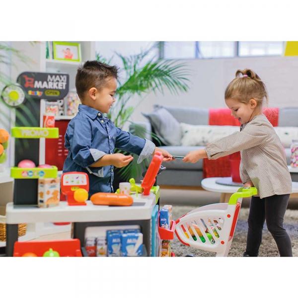 Magazin pentru copii Smoby Maxi Market cu accesorii 11