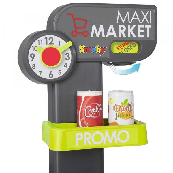 Magazin pentru copii Smoby Maxi Market cu accesorii 3